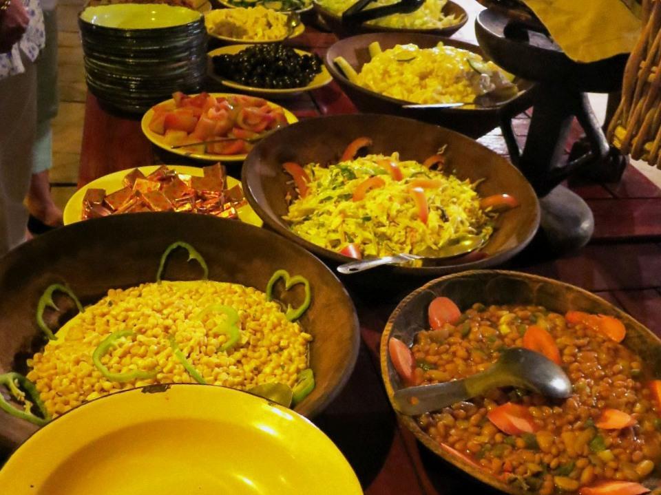 Gastronomie - Specialite africaine cuisine ...