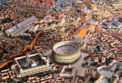 Rome dans l 39 antiquit - La cuisine de la rome antique ...