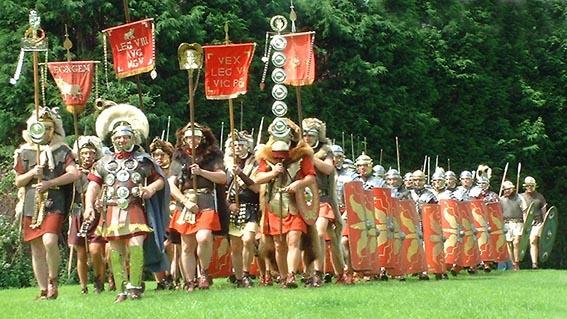 Légionnaire Romain  campagne militaire