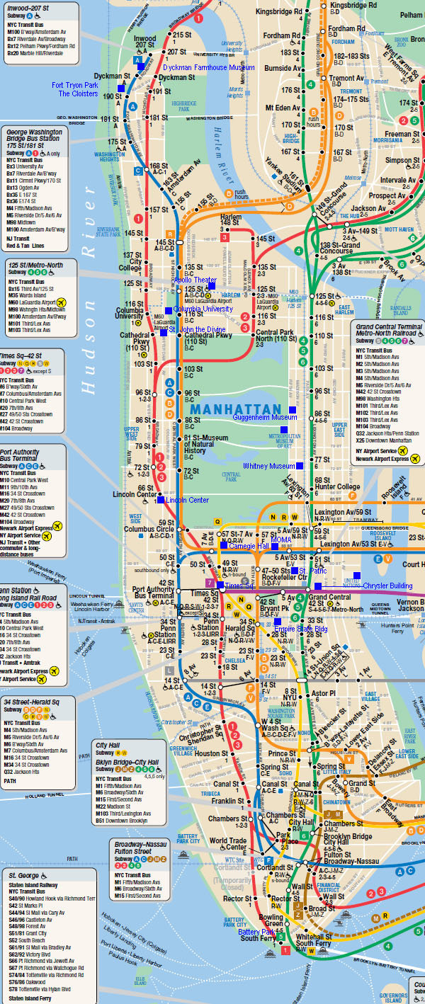 New York, guide pour prparer son voyage - Easyvoyage