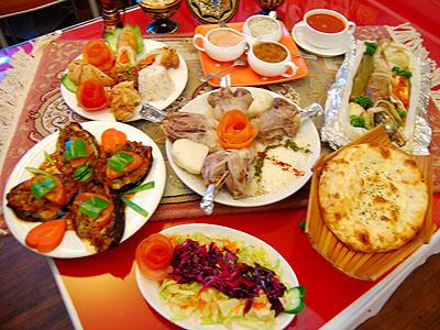 Gastronomie turque - Recettes de cuisine turque ...