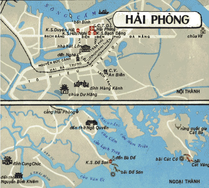 Haiphong Vietnam Map.Haiphong Vietnam Pictures And Videos And News Citiestips Com
